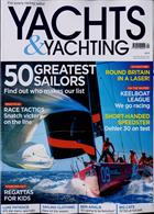 Yachts Yachting Magazine Issue APR 20