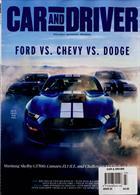 Car & Driver (Usa)  Magazine Issue MAR 20