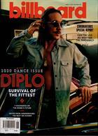 Billboard Magazine Issue NO 6