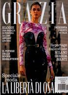 Grazia Italian Wkly Magazine Issue NO 11