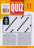 Domenica Quiz Magazine Issue NO 11
