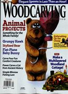 Woodcarving Illustrated Magazine Issue SPRING
