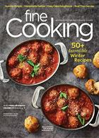 Fine Cooking Magazine Issue FEB/MAR20