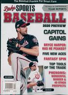 Lindys Pro Baseball Magazine Issue 2020