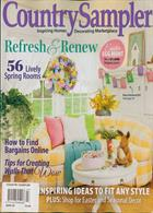 Country Sampler Magazine Issue MAR 20