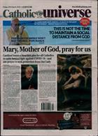 Catholic Universe Magazine Issue 27/03/2020