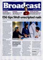 Broadcast Magazine Issue 06/03/2020