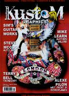 Pinstriping & Kustom Graphics Magazine Issue NO 78