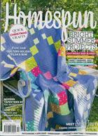 Homespun Magazine Issue 90
