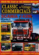 Classic & Vintage Commercial Magazine Issue MAR 20