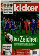 Kicker Montag Magazine Issue NO 10