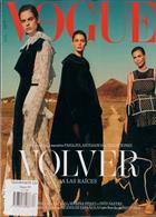 Vogue Spanish Magazine Issue NO 383