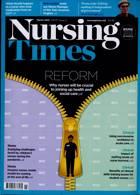 Nursing Times Magazine Issue MAR 20