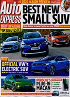 Auto Express Magazine Issue 11/03/2020