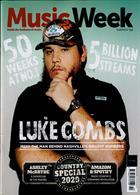 Music Week Magazine Issue 10/03/2020