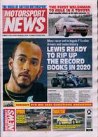 Motorsport News Magazine Issue 11/03/2020
