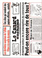 Le Canard Enchaine Magazine Issue 76