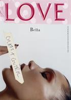 Love No 23 Bella Hadid Magazine Issue BEL