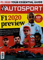 Autosport Magazine Issue 12/03/2020