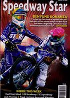 Speedway Star Magazine Issue 14/03/2020