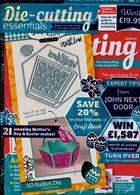 Die Cutting Essentials Magazine Issue NO 63