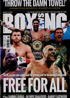 Boxing News Magazine Issue 12/03/2020
