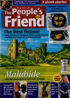 Peoples Friend Magazine Issue 14/03/2020