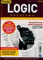 Puzzler Logic Problems Magazine Issue NO 427