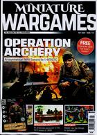 Miniature Wargames Magazine Issue MAY 20