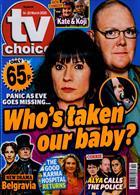 Tv Choice England Magazine Issue NO 12