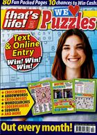 Thats Life We Love Puzzles Magazine Issue NO 10