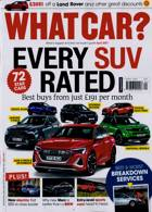 What Car Magazine Issue APR 20