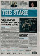 Stage Magazine Issue 12/03/2020