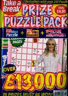 Tab Prize Puzzle Pack Magazine Issue NO 10