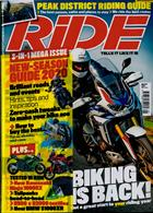 Ride Magazine Issue MAY 20