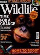 Bbc Wildlife Magazine Issue APR 20