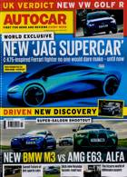 Autocar Magazine Issue 11/03/2020