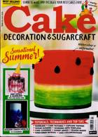 Cake Decoration Sugarcraft Magazine Issue JUL 20