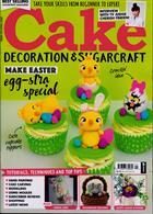 Cake Decoration Sugarcraft Magazine Issue APR 20