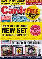 Making Cards Magazine Issue MAY 20