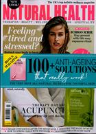 Natural Health Beauty Magazine Issue APR 20