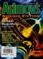 Asimov Sci Fi Magazine Issue MAR-APR