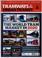 Tramways And Urban Transit Magazine Issue APR 20