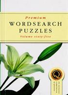 Premium Wordsearch Puzzles Magazine Issue NO 65