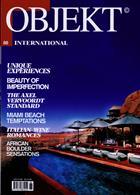 Objekt International Magazine Issue NO 88