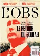 L Obs Magazine Issue NO 2888