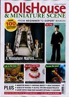 Dolls House & Miniature Scene Magazine Issue MAY 20
