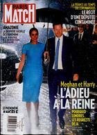 Paris Match Magazine Issue NO 3697