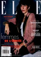 Elle French Weekly Magazine Issue NO 3872