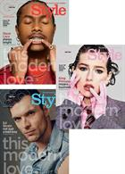 Gq Style Magazine Issue NO 30 S/S
